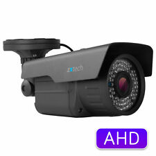 AHD 1.3MP 720P Outdoor Varifocal 60m Night Vision IP66 Vandal Proof CCTV Camera