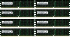 8x 8GB 64GB RAM 2Rx4 ECC RDIMM Registered Speicher 667 Mhz DDR2 PC2-5300P REG