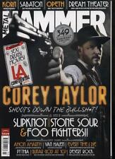 METAL HAMMER MAGAZINE - March 2012
