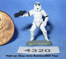Star Wars Micro Machines Action Fleet IMPERIAL STORMTROOPER from Set Pose #9