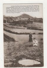 Weary All Hill, Somerset Postcard #3, M021