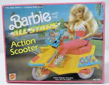 MATTEL: VINTAGE Barbie e le stelle di tutti-azione scooter * RARE *
