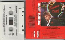 Paradise Cafe ~ BARRY MANILOW (Cassette, 1984) Arista Records ~ VG