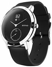 Withings acciaio HR - 36mm Nero