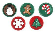 Jesse James Buttons ~ Dress It Up ~ Sew Fun Christmas 6280 ~ Sewing ~ Scrap