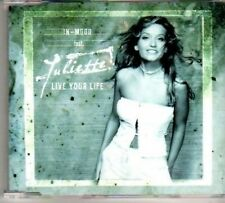 (BH248) In-Mood ft Juliette, Live Your Life - 1999 CD