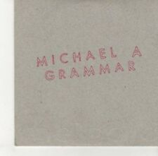 (DJ361) Michael A Grammar, All Night Afloat - DJ CD
