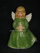 +# A008527_20 Goebel Archiv Muster Engel Angel hält Kerze, candle 41-130 grün