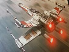Star Wars X-Wing X WING Anti slip  COMPUTER MOUSE PAD 9 X 7inch Rogue One