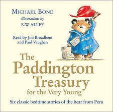 The Paddington Treasury for the Very Young (CD), Bond, Michael, New Book