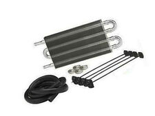"High Quality Aluminum 12-3/4"" X 5"" X 3/4"" Transmission Oil Cooler Kit"