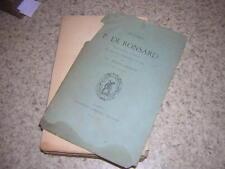 1891.oeuvres de Pierre Ronsard / Marty-Laveaux.T5