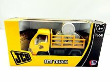 JCB 1:60 Construction Toy Site Truck For Boys Toy New