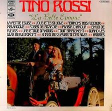 Tino Rossi - La Belle Epoque - LP - washed - cleaned - # L 1318