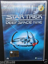 star trek deep space nine n. 4 stagione 3 startrek 4 episodi dvd sigillato dvds