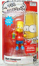 The SIMPSONS Talking Action Figure BART featured in BART THE MOTHER - S10-E3
