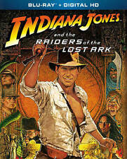 Indiana Jones and the Raiders of the Lost Ark Blu-ray. No DVD. No Digital Copy.