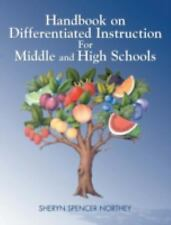 Handbook On Differentiated Instruction For Middle And High Schools