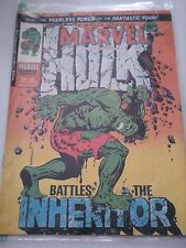 The Mighty World of Marvel Starring The Incredible Hulk Issue 129 UK Comic