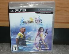 PS3 - FINAL FANTASY X / X2 HD COLLECTION (Brand NEW Sealed) NTSC worldwideshipng