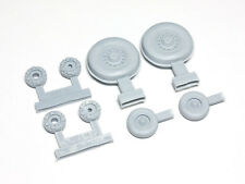 WOLFPACK WP32004 Late Wheel Set for Trumpeter®/Tamiya Kit F-14 Tomcat in 1:32