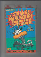 JAMES DE MILLE  tpb A Strange Manuscript Found in a Copper Cylinder reprint