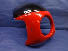 USED EMGO CAFE STYLE FRONT FAIRING NOSE COWL COVER ^WBS1