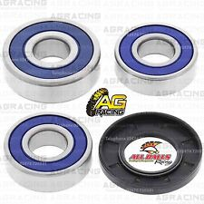 All Balls Rear Wheel Bearings & Seals Kit For Yamaha TMAX XP500 (SA) 2007