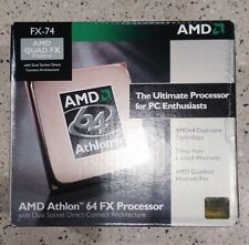 AMD Athlon 64 FX 74 3GHz Dual-Core (ADAFX74GAA6DI) Processor **NEW**