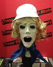 Mannequin Killer mask Horror Movie Scary Halloween Mask Jason Freddy
