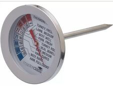 Masterclass Professional Stainless Steel Meat Probe Thermometer