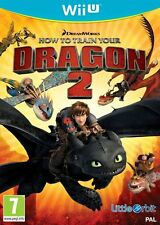 How to Train Your Dragon 2 (Nintendo Wii U) NEW & Sealed