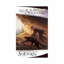 Sojourn: The Legend of Drizzt, Book 3 (Forgotten Realms)-ExLibrary
