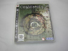 playstation 3 Condemned 2  PS3