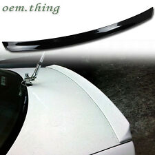 PAINTED BMW E46 SEDAN FACTORY Type BOOT TRUNK SPOILER WING 318I
