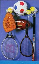 The Home Sports Organizer - Organize Sports Equipment - Red Wire Construction