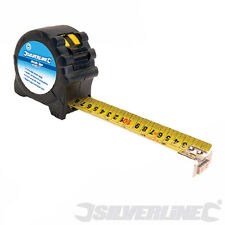 Shock-Proof Chunky Tape Measure 5m In Rubber Housing. - 250192