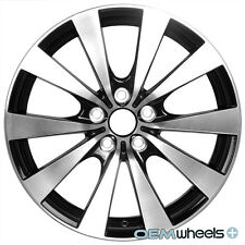 "17"" BLACK AVALON STYLE WHEELS FITS AVALON CAMRY SOLARA CRESSIDA PREVIA SIENNA"