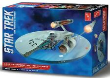 AMT 1:537 Star Trek TOS Enterprise Cutaway Model Kit AMT891