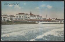 POSTCARD CHELSEA ATLANTIC CITY NEW JERSEY NJ CHILDRENS SEASHORE HOME 1907