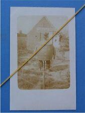 Foto 1915 Westrosebeeke Marschall Joffre