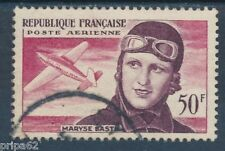 CO - TIMBRE DE FRANCE POSTE AERIENNE N° 34 oblitéré