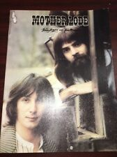 Mother Lode Kenny Logging And Jim Messina Song Book B10