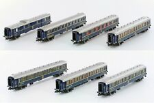 "Kato K 23217 Spur N CIWL Set ""Le Train Bleu"" 7tlg"