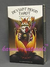 DEVIANT MOON Tarot Card Deck Premier Edition - by Valenza - NEW Divination