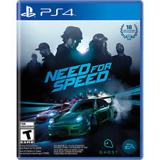 Need for Speed for Sony PS4