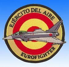 Patch écusson Eurofighter Ejercito del aire