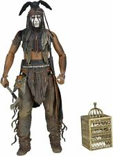 "The Lone Ranger TONTO 7"" Articulated Action Figure - NECA Series 2 Johnny Depp"