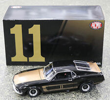 ACME 1969 Ford Mustang Boss 302 Smokey Yunick 1:18 Scale Diecast -  A1801816