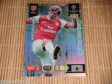 Panini Uefa Champions League 2010-2011 Limited Edition - Andrey Arshavin